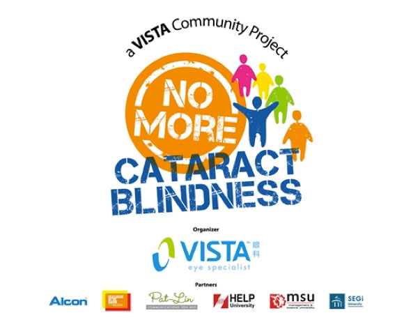 No More Cataract Blindness
